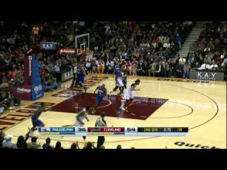 C.J. Miles Drops 10 3-Pointers to Set a Cavalier Record
